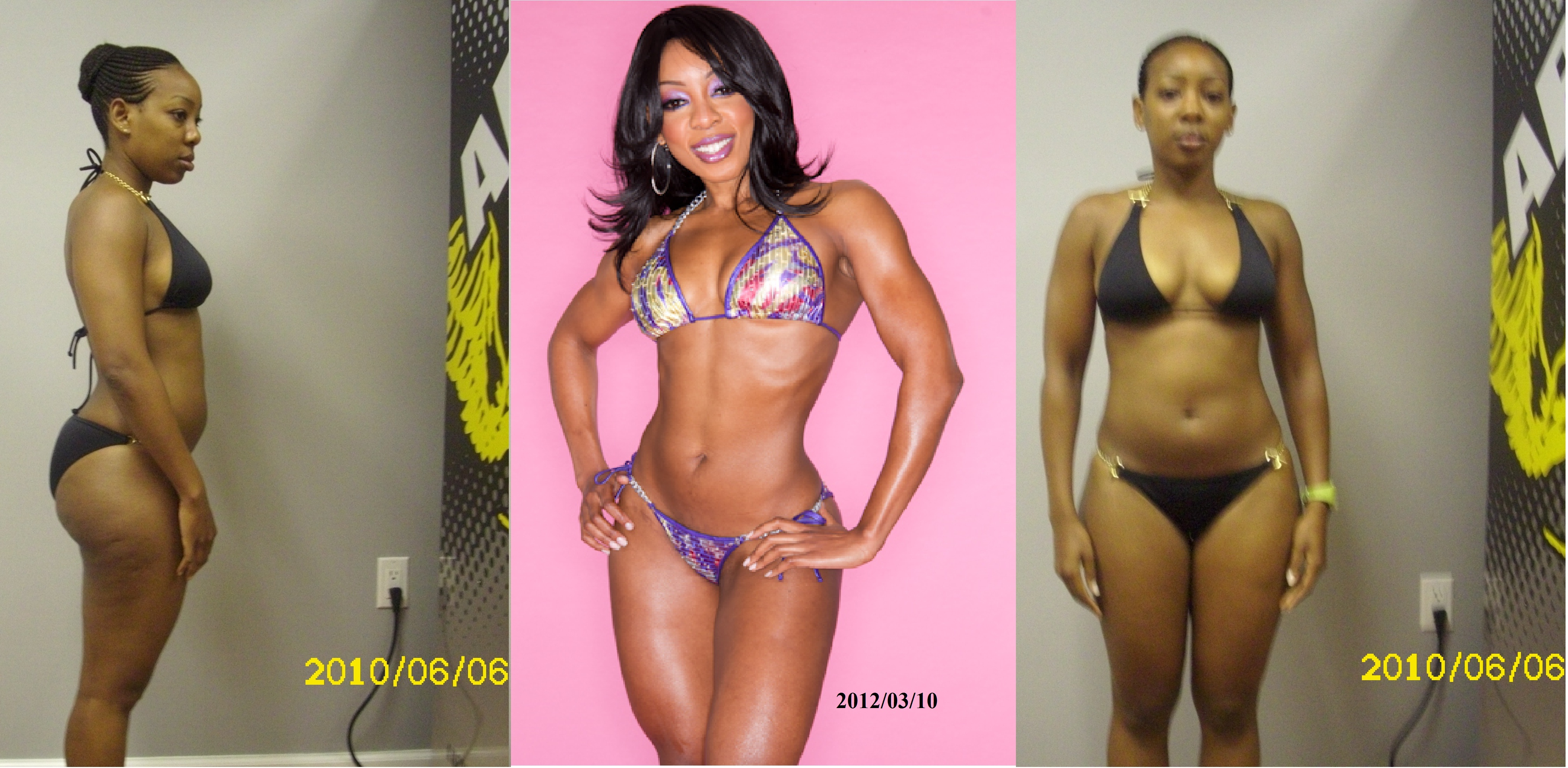 Women Abs Before And After Got the results i desired!