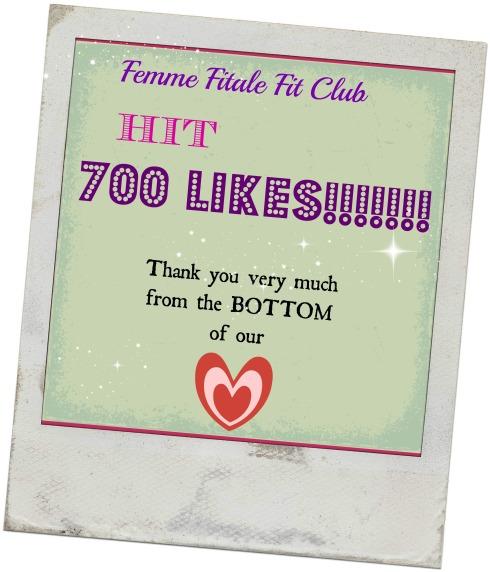 700Likes