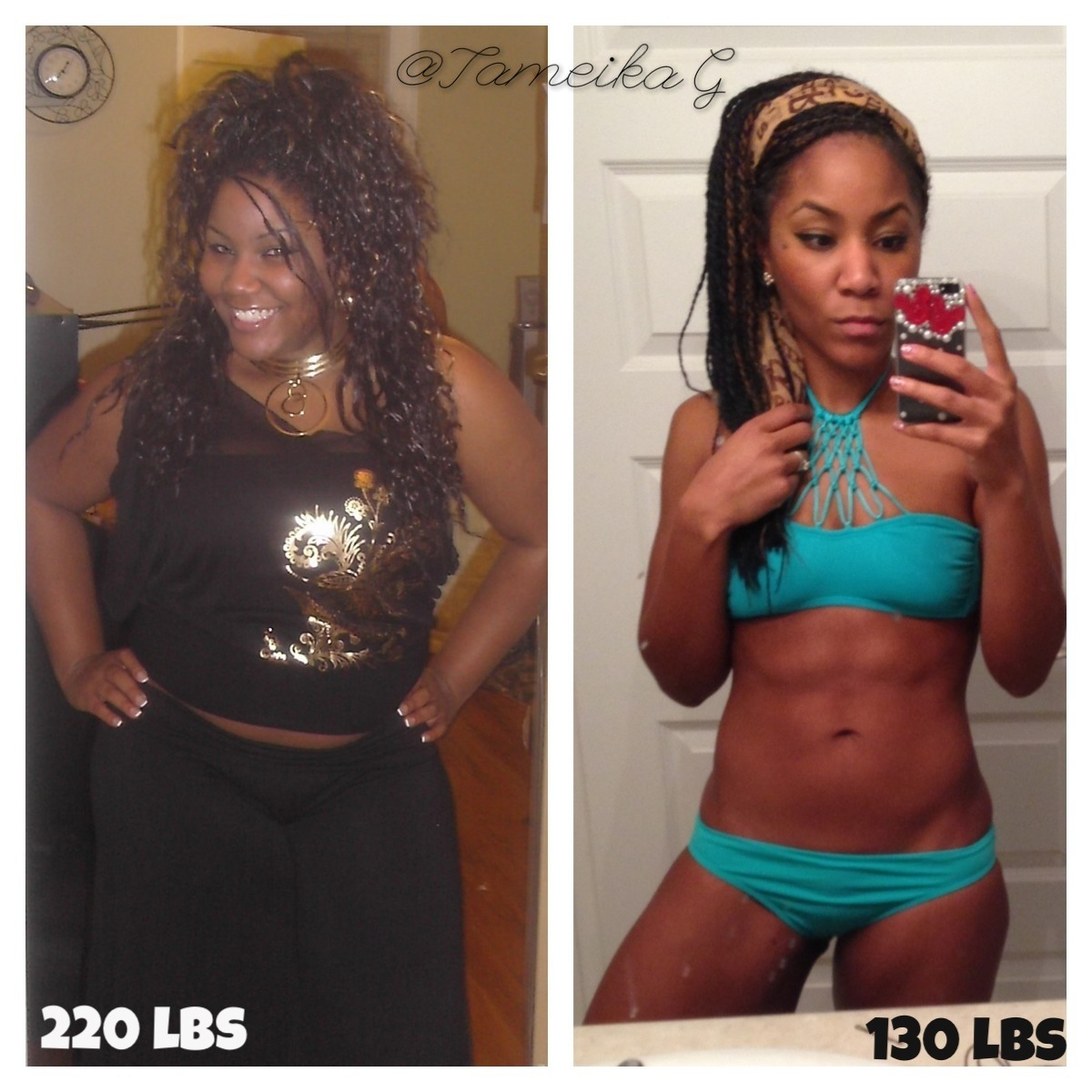 Featured Fitale Tameika Gentles | Femme Fitale™ Fit Club Blog