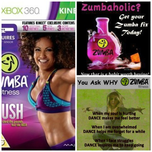 Zumbacollage