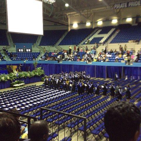 Hampton Graduation