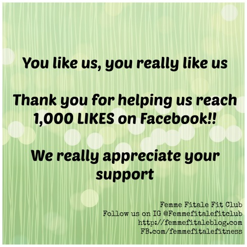 1000New Likes
