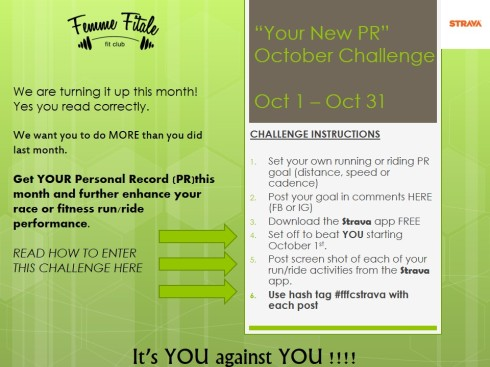 Your New PR October Challenge2